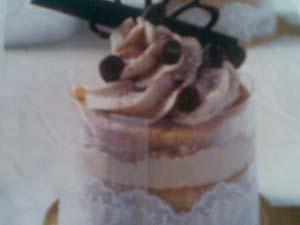 Cappucino Mini cake