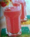 jus jeruk jambu merah