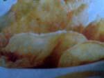 keripik kentang bawang ebi