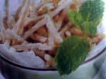keripik talas besta kacang